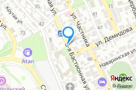 «Тренажерный зал»—Фитнес-клуб в Севастополе