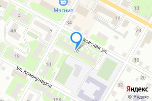 Снять трехкомнатную квартиру в Тихвине Ленинградская область, Московская улица, 16
