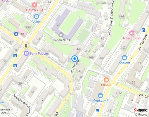 Товарищество собственников недвижимости «Солнечный дом» на карте Севастополя