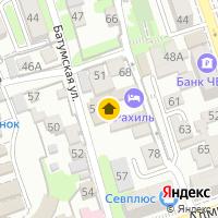 Световой день по адресу Россия, Севастополь, Батумская улица, 53