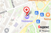 Схема проезда до компании Телефон.ру в Ярославле