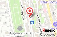 Схема проезда до компании Медскан.рф в Глухово