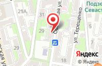Схема проезда до компании Врачебная амбулатория в Прииртышском