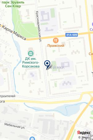 РЕДАКЦИЯ ГАЗЕТЫ РАБОТА В ЛЕНИНГРАДСКОЙ ОБЛАСТИ на карте Тихвина