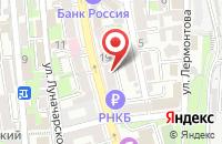 Схема проезда до компании Столовая в Боголюбово