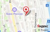 Схема проезда до компании Фанэкс в Челюскинском