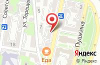 Схема проезда до компании Юлмарт в Иваново
