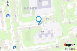 Сдается комната в Тихвине Ленинградская область, 6-й микрорайон, 5, подъезд 1