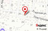 Схема проезда до компании Стиль Текс в Ленине