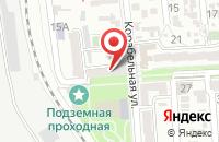 Схема проезда до компании Автосервис по ремонту АКПП в Подольске
