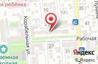 Схема проезда до компании ZOO-mini в Подольске