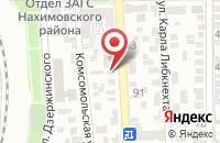 Схема проезда до компании Супер салют в Гурьевске