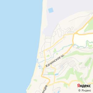 Карта города Любимовки