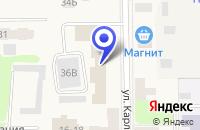 Схема проезда до компании МАГАЗИН МЯСО в Лодейном Поле