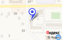 Схема проезда до компании МАГАЗИН АВТОЗАПЧАСТЕЙ в Лодейном Поле