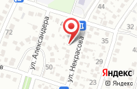 Схема проезда до компании Лайн мебель в Иваново