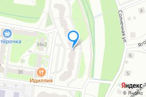 Двухкомнатная квартира в Тихвине Ленинградская область, улица Ярослава Иванова, 3
