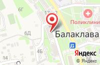 Схема проезда до компании Транснациональная фармацевтическая компания в Жуковском