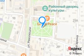 «Памятник А. С. Пушкину»—Памятник в Саках