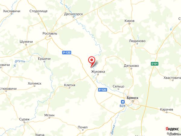 населенный пункт Соболево на карте