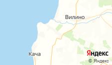 Отели города Угловое на карте