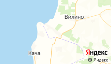 Гостиницы города Угловое на карте