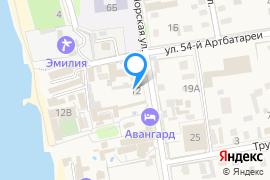 «Авангард»—Пансионат в Николаевке