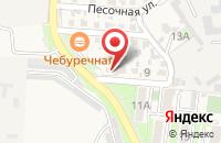 Схема проезда до компании Лавна, МУП в Междуречье