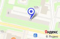Схема проезда до компании ПРОДОВОЛЬСТВЕННЫЙ МАГАЗИН ФЕНИКС в Кировске