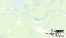 Отели города Узмень на карте
