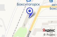 Схема проезда до компании СУДЕБНЫЙ УЧАСТОК № 1 в Бокситогорске