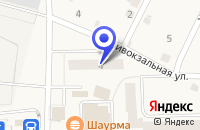 Схема проезда до компании БОКСИТОГОРСК в Бокситогорске
