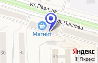 Схема проезда до компании ПРОДОВОЛЬСТВЕННЫЙ МАГАЗИН в Бокситогорске