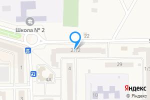 Двухкомнатная квартира в Бокситогорске улица Павлова, 27