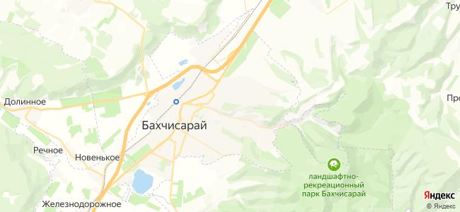 Квартиры Бахчисарая - объекты на карте