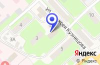 Схема проезда до компании БОРОВИЧСКИЙ ОТДЕЛ в Боровичах