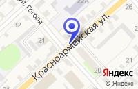Схема проезда до компании ПТФ ДЕБЮТ-1 в Боровичах