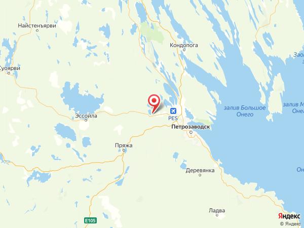 СНТ Родники на карте