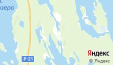 Отели города Тивдия на карте