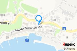 «Ротонда»—Гостиница в Симеизе