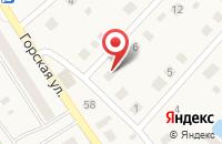 Схема проезда до компании Банк Воронеж в Жаворонках