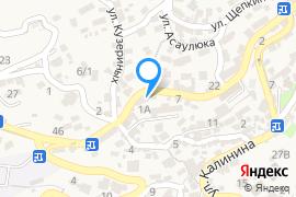 «Кипарис»—Кафе в Кореизе
