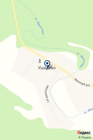 ЗАРЕЧЕНСКИЙ ФЕЛЬДШЕРСКО-АКУШЕРСКИЙ ПУНКТ на карте Тихвина