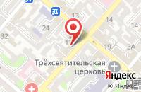 Схема проезда до компании Unomas в Крыме