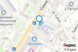 «Общежитие ВПУ сферы обслуживания и дизайна»—Общежитие в Симферополе