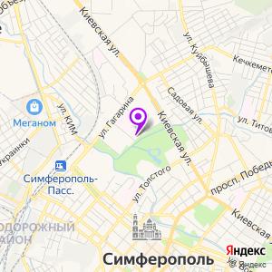 Диагностический центр РКБ им. Семашко на карте
