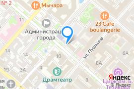 «Крымский академический театр кукол»—Театр в Симферополе