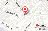 Схема проезда до компании КрымТеплюЛюкс в Крыме