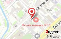 Схема проезда до компании Симф Эксперт в Абинске