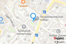 «Амтек»—Баня в Симферополе